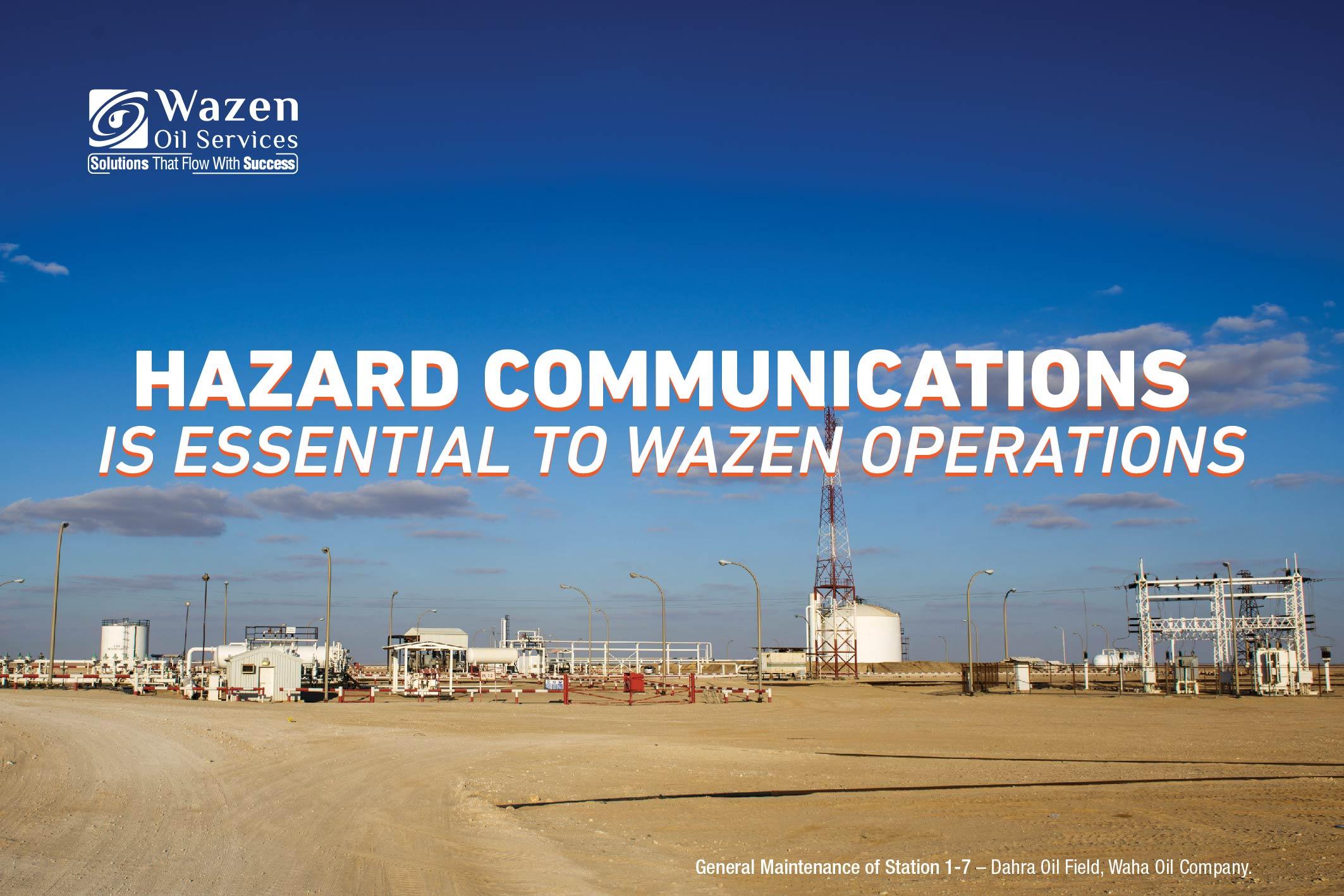 Services | Wazen Oil Services