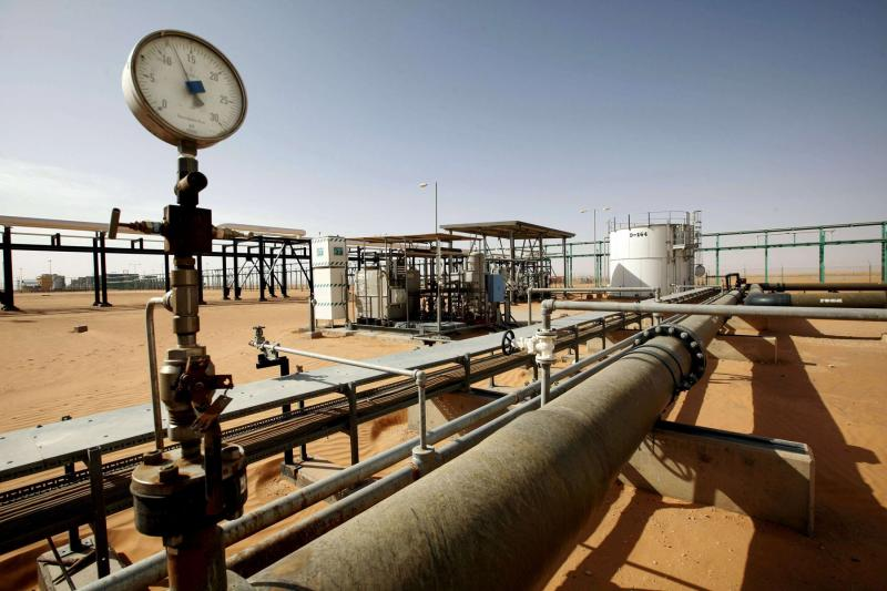 Sharara Oil Field Raises Production To 300,000 BPD